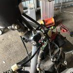 修理依頼のスクーター🛵問題いっぱい
